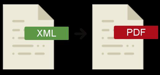 scaricare formato xml