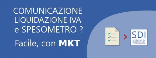 Comunicazione IVA servizio online banner