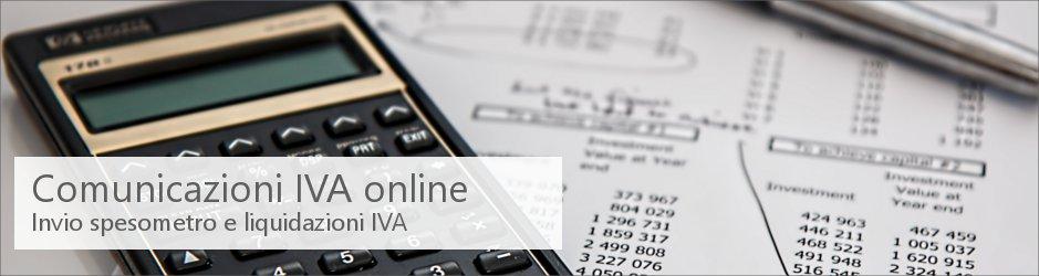 Comunicazioni IVA online