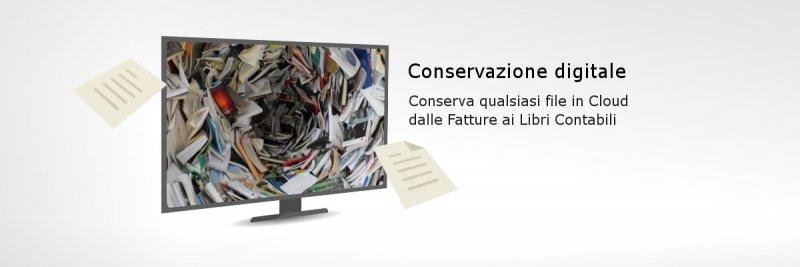 Conservazione digitale online MKT cloud