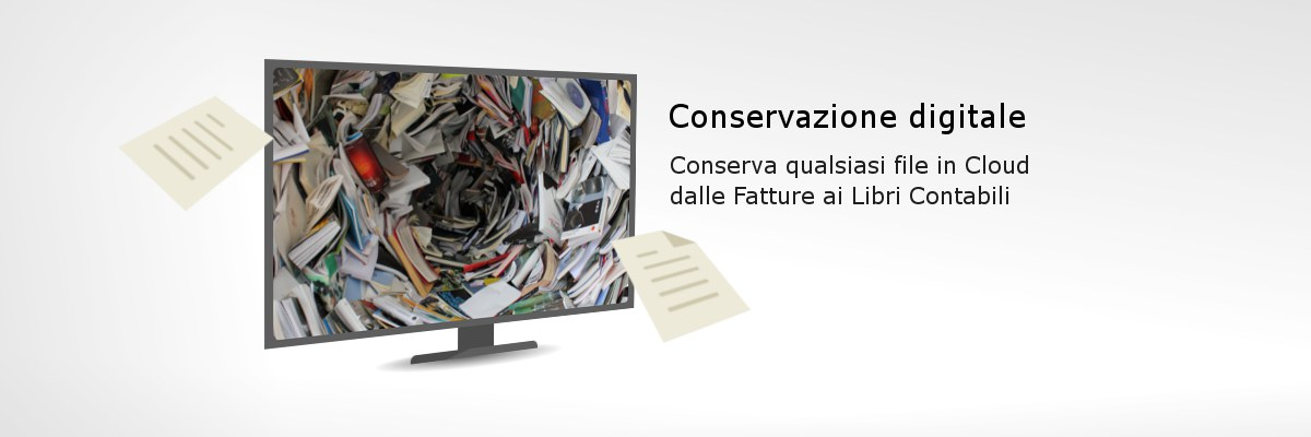 Conservazione digitale online MKT cloud