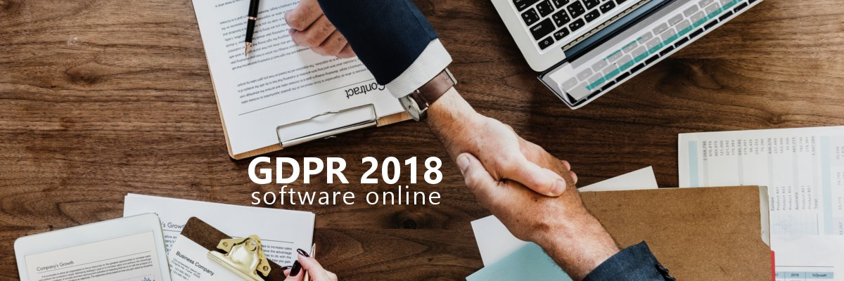 GDPR software online 2018