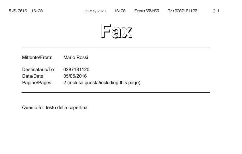 invia fax online subito