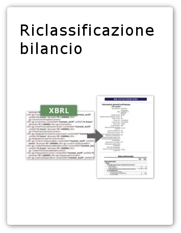 Riclassificazione bilancio link
