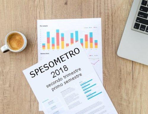 Spesometro 2018 secondo trimestre primo semestre