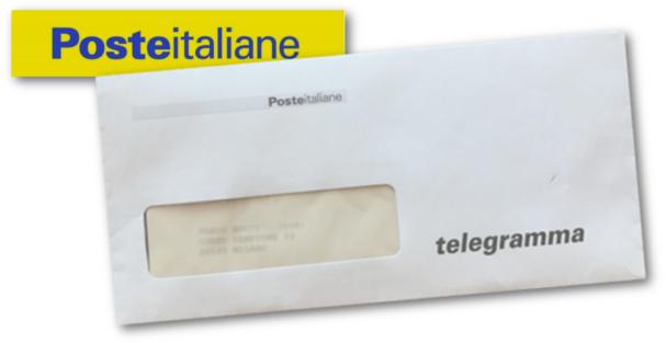 Telegramma online condoglianze