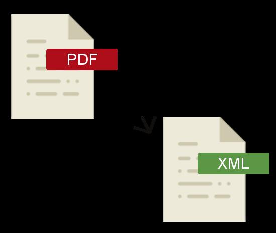 fattura elettronica PDF