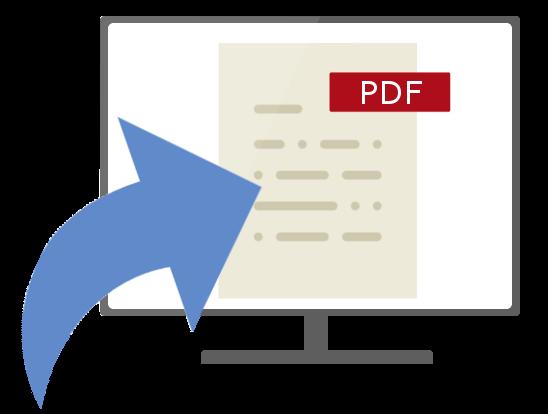 fatturazione elettronica PDF carica