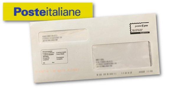 posta ordinaria e prioritaria online