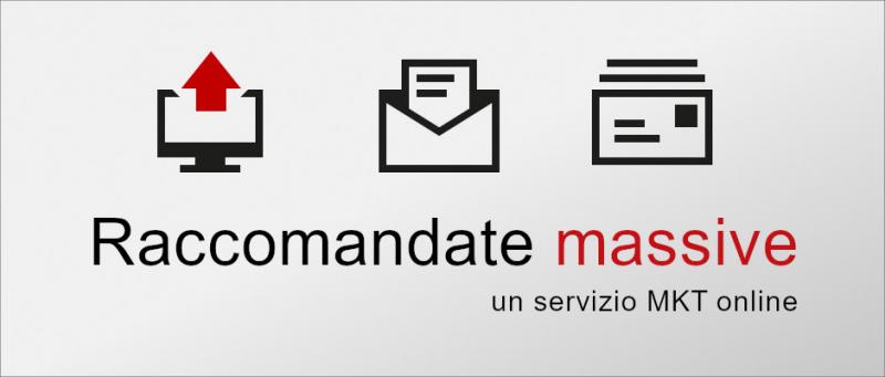 raccomandata online massiva banner