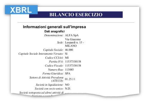 analisi di bilancio software XBRL