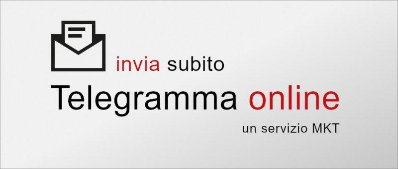 telegramma online